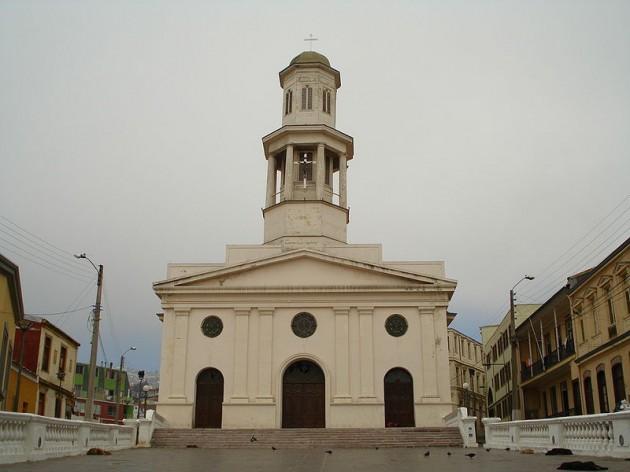 Iglesia La Matriz | Wikipedia