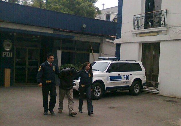 Imagen del sospechoso | Rodrigo Pino