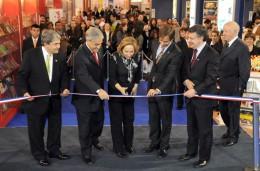 Inauguracion de Feria del Libro