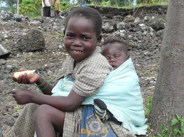 Niños africanos | Jack Horst en SXC