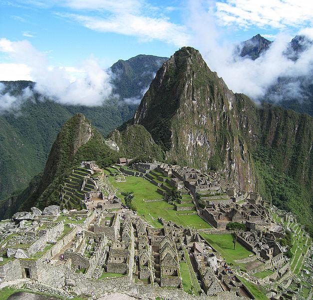 Machu Picchu   Wikipedia