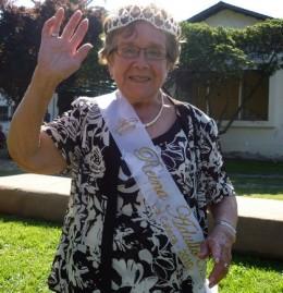 Reina de adultos mayores | Foto Quinta