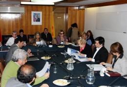 Reunión del Concejo | Carlos Campos
