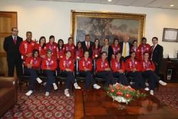 Selección femenina Sub-15