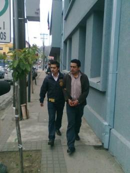Autor confeso del delito | Foto: Rodrigo Cáceres
