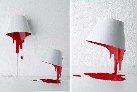 Lámpara de Kyouei design