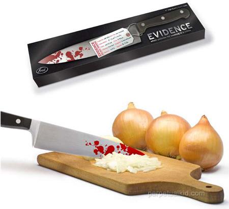 Cuchillo cocinero de Perpetual Kid