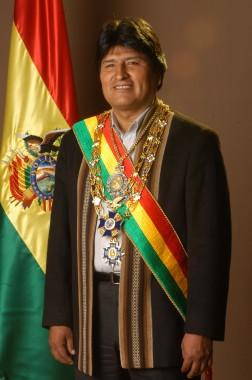 Evo Morales | Sitio web Gobierno de Bolivia