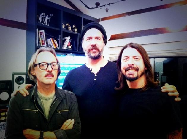 Vig - Novoselic - Grohl | Foo Fighters en Twitter