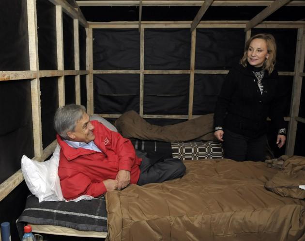 Presidente y Primera Dama | fotopresidencia.cl