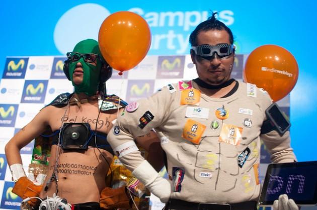 Orgullo geek... o bueno, algo así | Campus Party Mexico