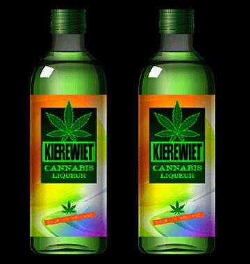 Licor de Cannabis