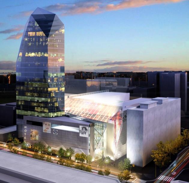 Proyecto Mall del Centro | Mallcenter.cl