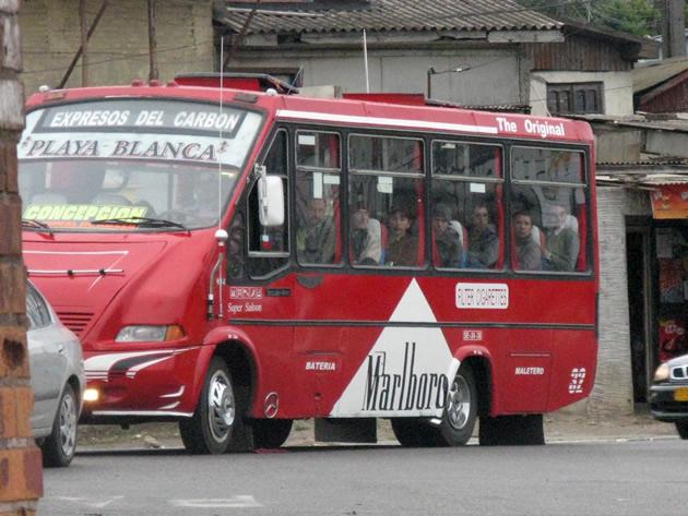 Bus Marlboro | Nelson Vergara