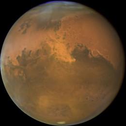 Planeta Marte | Foto: Wikipedia