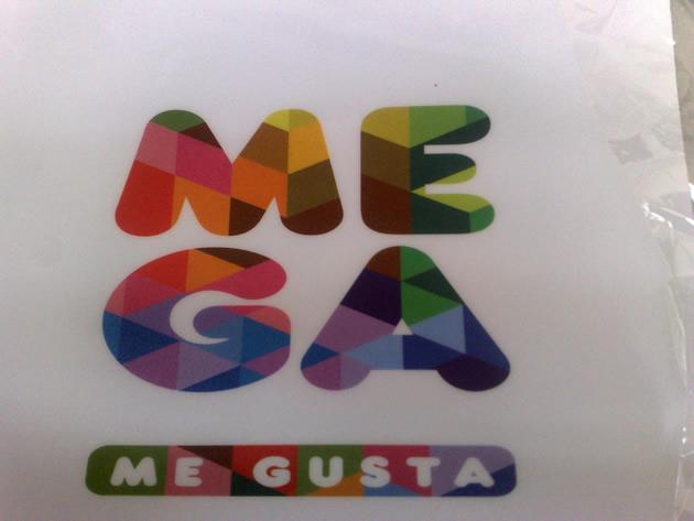 Posible nuevo logo de Mega filtrado en redes sociales
