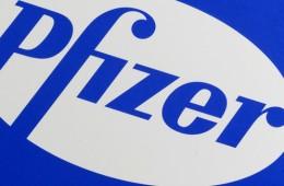Logo de Pfizer