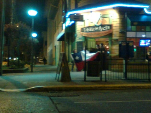 Festejos en Puerto Montt