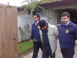 Hombre detenido en San Pedro