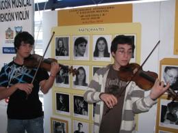 Participantes en Concurso Sigall