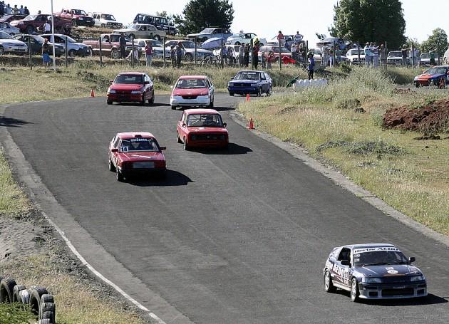 Campeonato de Clausura de Automovilismo de la VIII Región