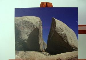 La Roca Partida | Maulee.cl