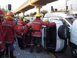 Accidente de tránsito   Pablo Muñoz Illanes