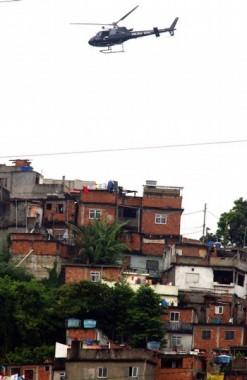 Favela / Wikimedia Commons