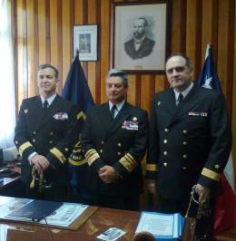 Cambio de mando en la Armada / Sergio Osses