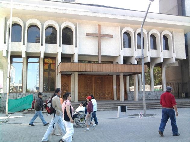Catedral de Temuco | Carlos Martínez