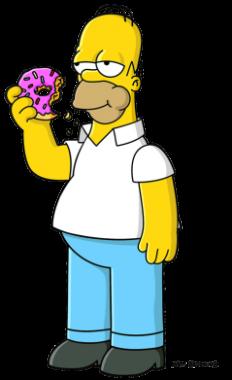 Homero Simpson   Wikipedia