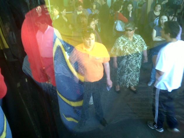 Empleado de Pullman Jota Be en Los �ngeles | Christian Leal