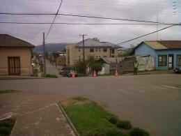 Calles cortadas en Cañete / Nestor Aburto