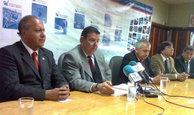 Convenio de Cooperación en Puerto Montt