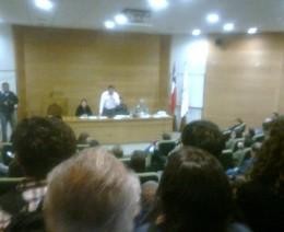 Asamblea en la UCSC / Rodrigo Cáceres