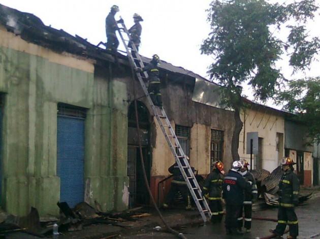 Incendio   Rodrigo Pino