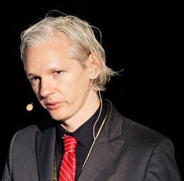 Julian Assange / Wikimedia Commons