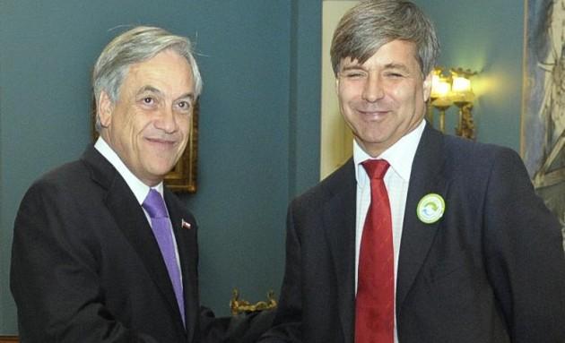 Piñera y Harold