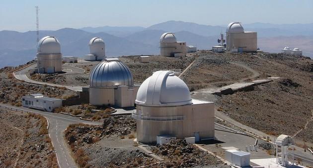 Observatorio La Silla | Wikipedia