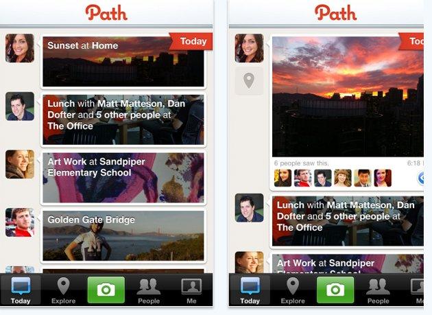 Path en Apple
