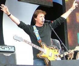 Paul McCartney / Wikimedia Commons