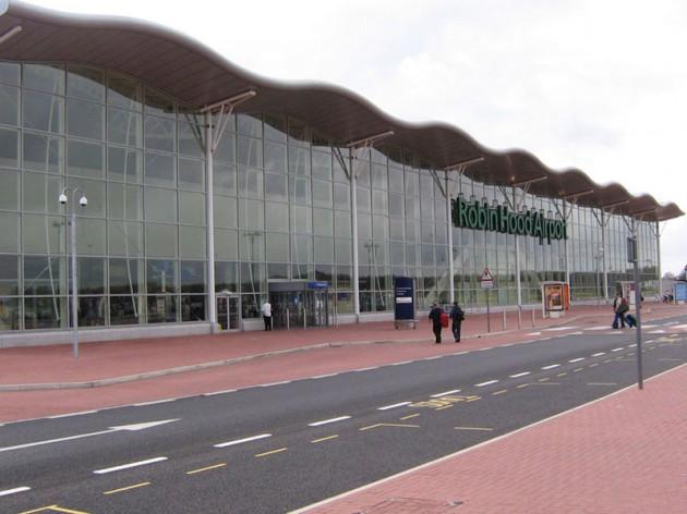 Aeropuerto Robin Hood en Inglaterra   Wikipedia (CC)