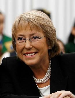 Michelle Bachelet | Wikipedia (CC)