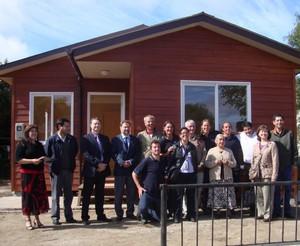 Casa Canadiense |Lanalhue Noticias