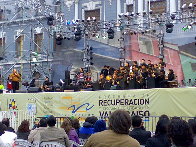 Big Band de Chiguayante | Ricardo Veliz
