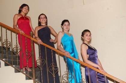 Candidatas a Reina de Quillota 2010 | Foto Quinta