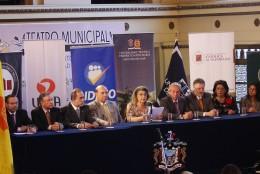 Convenio entre universidades y municipio
