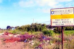 Letrero del municipio | Foto: Mateo Contreras