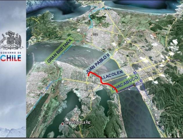 Proyecto Costanera Sur | Gobierno Regional Bío-Bío