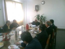 Reunión con empresarios | Foto: Rodrigo Cáceres